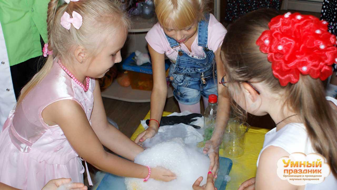 Детский праздник день рождения дома 4года веселые аниматоры Улица Берзарина